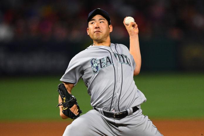 Yusei Kukuchi Mariners