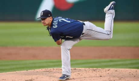 Marco Gonzales Mariners