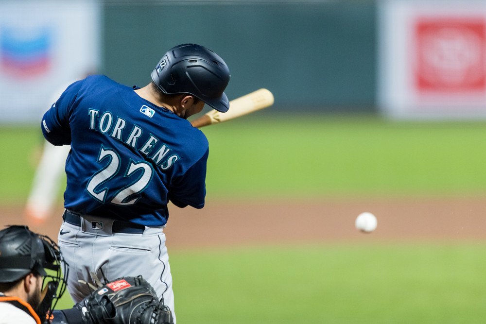 Don't Overlook Luis Torrens' Bat When Assessing His Future With The Mariners