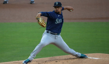 Justus Sheffield Mariners