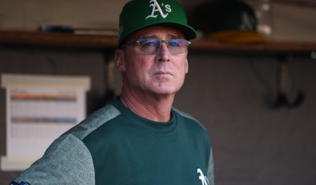 Bob Melvin Oakland Athletics