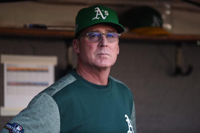 Bob Melvin Oakland Athletics