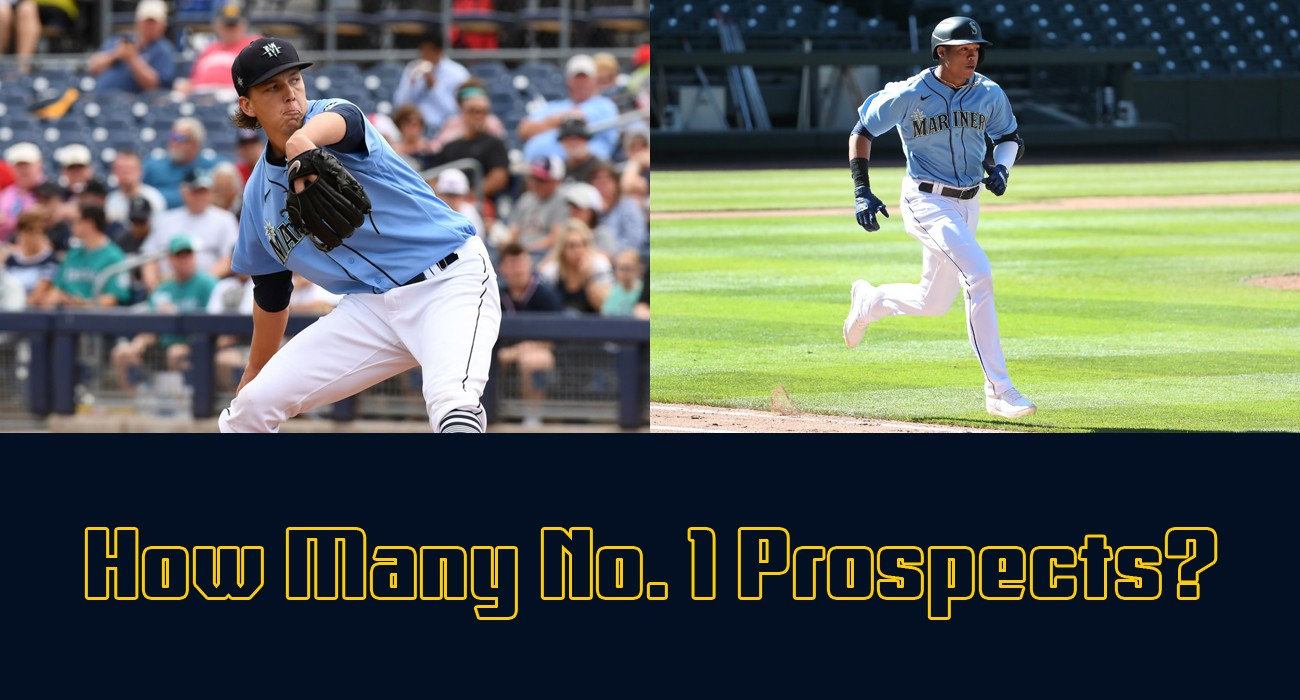Which Mariners Prospects Would Rank No. 1 for other clubs?