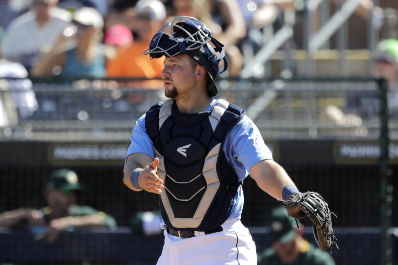 Mariners Prospects of the Month: Raleigh, Williamson atop month's best